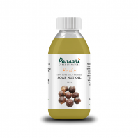 Pansari's 100% Pure Soap Nut Oil